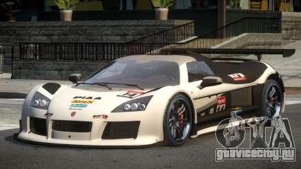 Gumpert Apollo Drift L8 для GTA 4