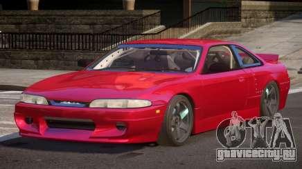 Nissan Silvia S14 Drift для GTA 4