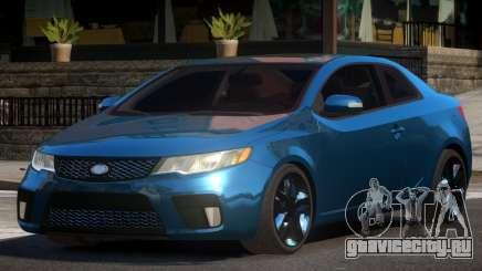 Kia Forte BS для GTA 4