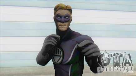 Black Lantern Hal Jordan для GTA San Andreas