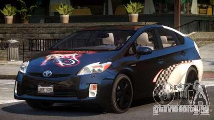 Toyota Prius L8 для GTA 4