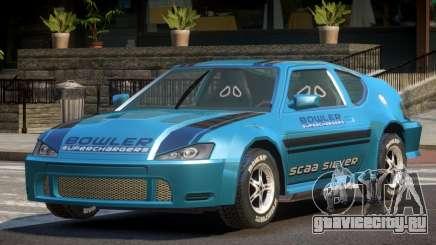 CTR Sport from FlatOut 2 PJ2 для GTA 4