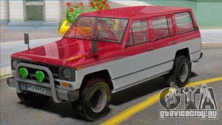 Nissan Patrol Safari для GTA San Andreas