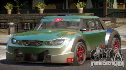 Valley Car from Trackmania 2 PJ5 для GTA 4