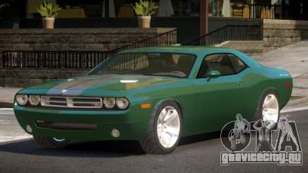 Dodge Challenger SP для GTA 4