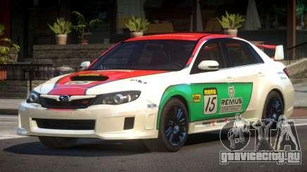 Subaru Impreza D-Tuned L1 для GTA 4