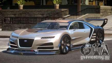 Truffade Nero Custom L1 для GTA 4
