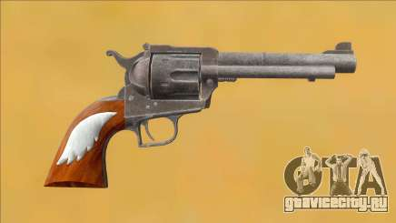 Resident Evil 2 Remake Ruger Blackhawk Magnum для GTA San Andreas