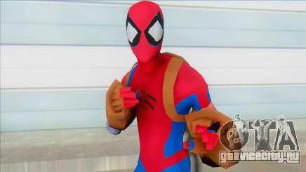 Spider-Man PS4 Spider-Clan Suit для GTA San Andreas