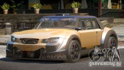 Valley Car from Trackmania 2 PJ8 для GTA 4