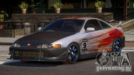 1999 Honda Integra PJ9 для GTA 4