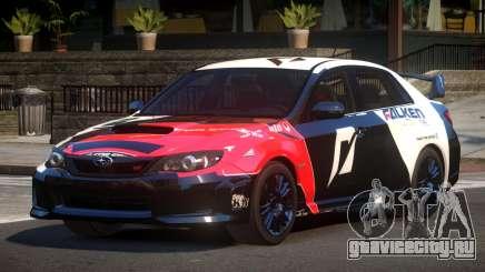 Subaru Impreza D-Tuned L3 для GTA 4