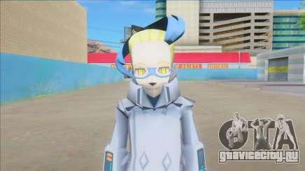 Pokemon Sun and Moon-Colress для GTA San Andreas