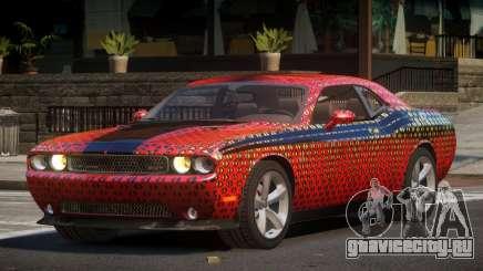 Dodge Challenger R-Tuned L9 для GTA 4