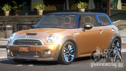 Mini Cooper HK для GTA 4