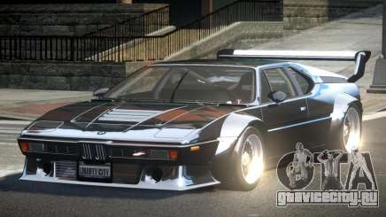 1979 BMW M1 для GTA 4