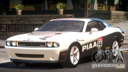 Dodge Challenger SRT8 GST L4 для GTA 4