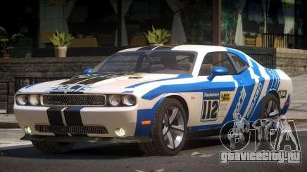 Dodge Challenger R-Tuned L8 для GTA 4