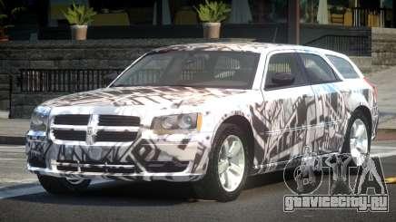 Dodge Magnum UL L1 для GTA 4