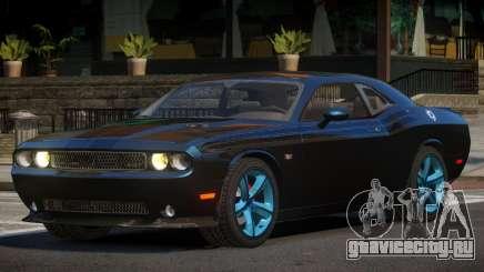 Dodge Challenger R-Tuned для GTA 4