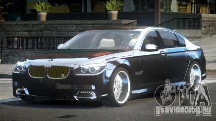BMW 750Li SN для GTA 4