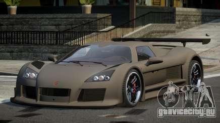 Gumpert Apollo Drift для GTA 4
