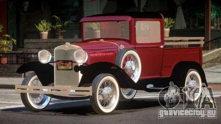 Ford Model A V1.0 для GTA 4