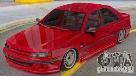 Peugeot Pars (v2) (ivf) для GTA San Andreas
