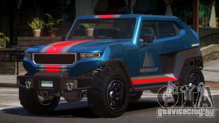 Canis Freecrawler L5 для GTA 4