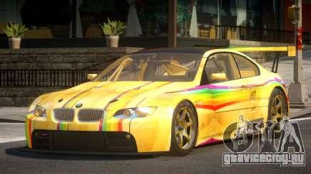 2009 BMW M3 GT2 L7 для GTA 4