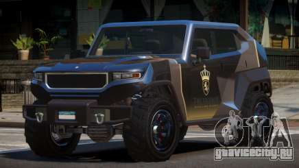 Canis Freecrawler L6 для GTA 4