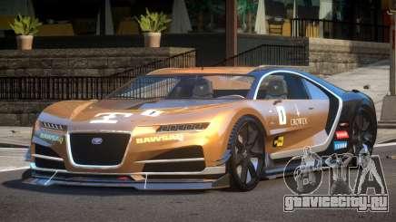 Truffade Nero Custom L2 для GTA 4