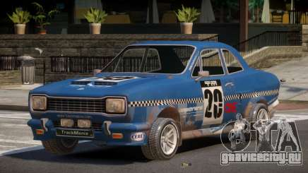 Desert Car from Trackmania PJ4 для GTA 4