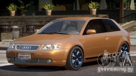 Audi S3 HK для GTA 4