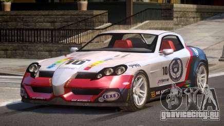 Coast Car from Trackmania PJ3 для GTA 4