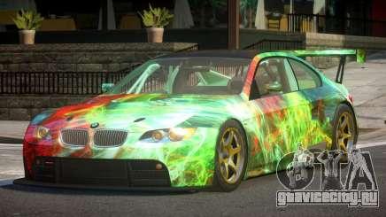 2009 BMW M3 GT2 L5 для GTA 4