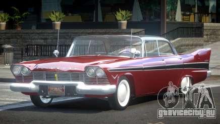 1955 Plymouth Belvedere для GTA 4