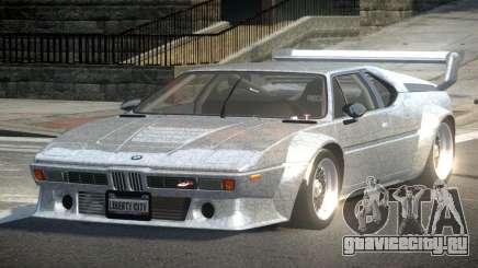 1979 BMW M1 PJ3 для GTA 4