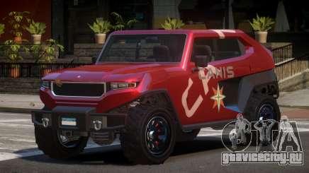 Canis Freecrawler L1 для GTA 4