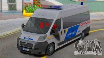 Peugeot Boxer Ambulance для GTA San Andreas
