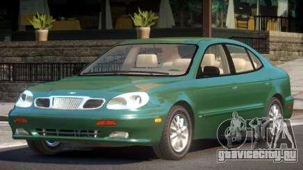 Daewoo Leganza SN для GTA 4
