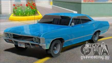1967 Impala [SA Style] для GTA San Andreas