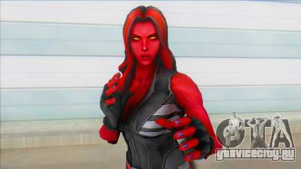 Red She-Hulk для GTA San Andreas