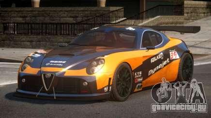 2007 Alfa Romeo 8C L1 для GTA 4