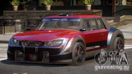Valley Car from Trackmania 2 PJ3 для GTA 4