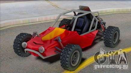 BF Desert Ravanger (PUBG Buggy SA Style) для GTA San Andreas