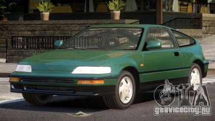 Honda CR-X HK для GTA 4