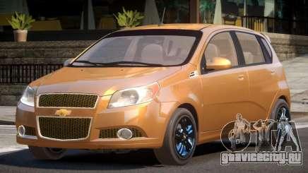 Chevrolet Aveo RS для GTA 4