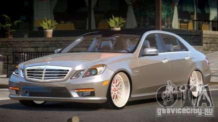 Mercedes Benz E63 A-Style для GTA 4