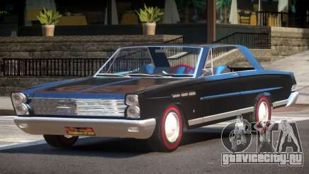 Ford Mercury D-Tuned для GTA 4